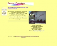 Website Pension Regenbogen Inh. W. Natzius