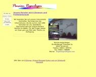 Bild Webseite Pension Regenbogen Inh. W. Natzius Stralsund