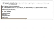 Bild Webseite  Bad Düben