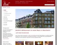 Website Hotel Mack