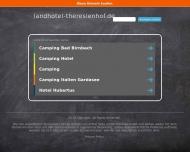 Bild Webseite Landhotel Theresienhof Bad Birnbach