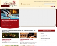 Wellness- und Gesundheitshotel Chrysantihof Hotel Chrysantihof Bad Birnbach