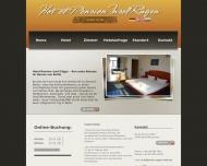Website Hotel Insel Rügen