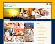 Bild Webseite creativ capital consulting Unternehmens-, Anlage- und Finanzierungsberatung München