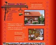 Website Gästehaus Am Krug