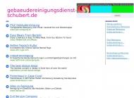 Bild Gebäudereinigungsdienst Schubert GmbH