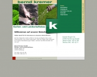 Bild Bernd Kremer GmbH Garten und Landschaftsbau