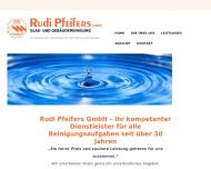 Bild Rudi Pfeifers Glas- und Gebäudereinigung GmbH