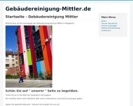 Bild Mittler Horst Gebäudereinigung