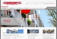 Bild Banzhaf Stahl- und Metallbau GmbH