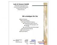 Bild Lotz & Kovacs GmbH Gebäudereinigungs-Service