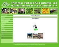 Bild Thüringer Verband für Leistungs- und Qualitätsprüfungen in der Tierzucht e.V.