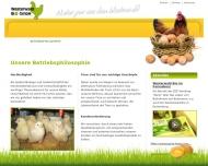 Website Klein Burkhard Geflügelvermehrung