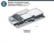 Bild Schneider Bruno GmbH Generatoren Transformatoren