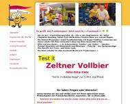 Der FrankenBierSpezialist - Ihr Getr?nkemarkt und Lieferservice f?r frankische Biere, S?fte und Wein...