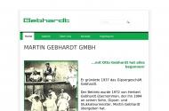 Bild Gebhardt Martin GmbH Gipsergeschäft