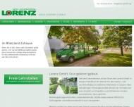 Bild Lorenz GmbH Garten- und Landschaftsbau