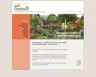 Bild Webseite Pflanzenhof La Creativa Gartengestaltung Domenico Ierardi Netphen