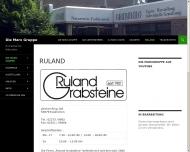 Bild Ruland Grabsteine GmbH & Co. KG