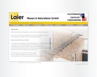 Bild Laier Fliesen & Natursteine GmbH