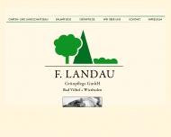 Bild F. Landau Grünpflege GmbH