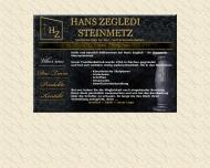 Bild Zegledi Hans Grabdenkmäler in sämtl. Gesteinsarten