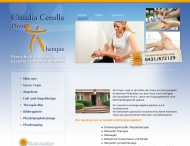 Website Claudia Cerulla
