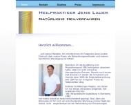 Bild Webseite Lauer Jens Krankengymnastikpraxis Neuhofen