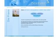 Website Stamer Petra Krankengymnastin