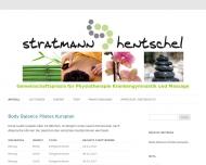 Bild Gemeinschaftspraxis für Physiotherapie, Krankengymnastik, Massage
