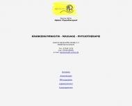 Bild Webseite Aqua Sana Durmersheim