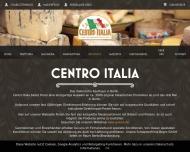 Website Bergo Handelsgesellschaft
