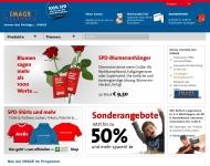 Bild Webseite Ident Produkte Handelsgesellschaft Berlin
