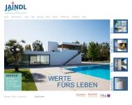 Bild Webseite Jaindl Gottfried Burgkirchen an der Alz