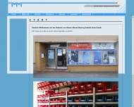 Bild Webseite  Balingen
