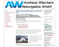 Andreas Wiechers Heizungsbau GmbH - Home