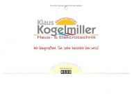 Klaus Kogelmiller - Haus- Elektrotechnik