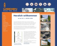 Bild Weiden GmbH, Albert Ing. Heiz.Technik san.Install.Anl.