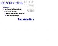 Bild Haus der Optik W. Schaefers GmbH
