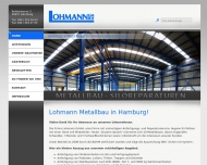 Bild Lohmann GmbH Metallbau Siloreparaturen Metallbauschlosserei