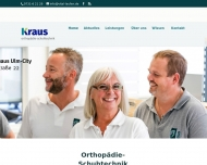 Bild Kraus Orthopädie-Schuhtechnik