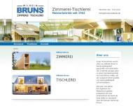 Bild Bruns Wilhelm GmbH Zimmerei & Tischlerei