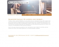 Bild Bauwerkstatt GmbH Tischlerei
