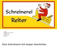 Bild Schreinerei Reiter Inhaber Martin Reiter