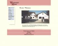 Website Westermair Franz