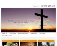 Bild Wilhelm Fußangel GmbH Bestattungen
