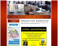 Le Frog Magdeburg Neues
