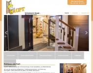 Bild Webseite  Jüchen