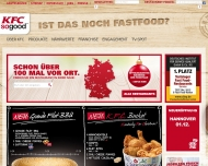 Bild Kentucky Fried Chicken (Germany) Restaurant Holding GmbH