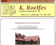 Roelfes, Rolfes, Spelle, Tischlerei, Holzarbeiten, M bel, Massivholzm bel, Drechselarbeiten, Schnitz...